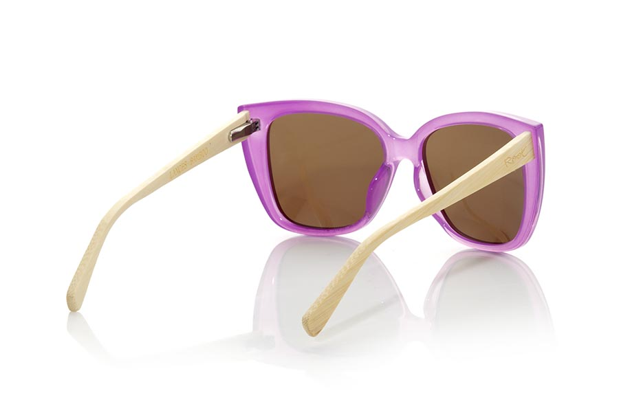 Gafas de Madera Natural de Bambú LANCES.   |  Root Sunglasses®