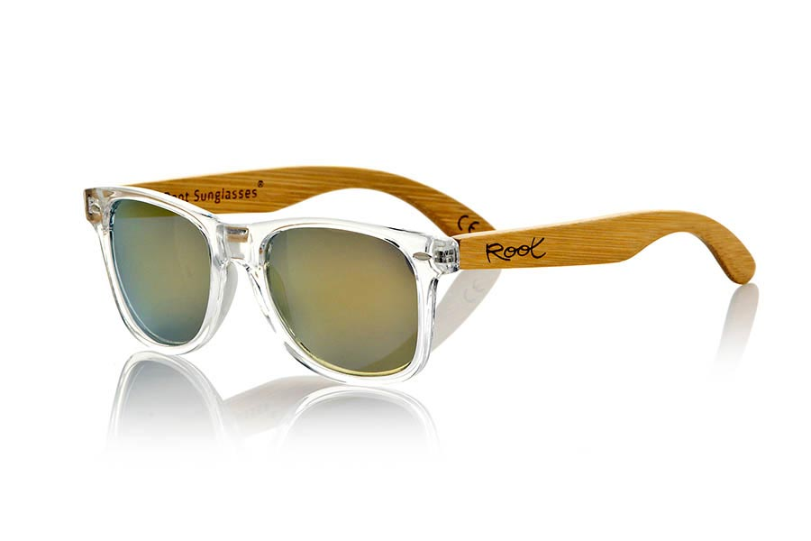 Wood eyewear of Bamboo CANDY TR.   |  Root Sunglasses®