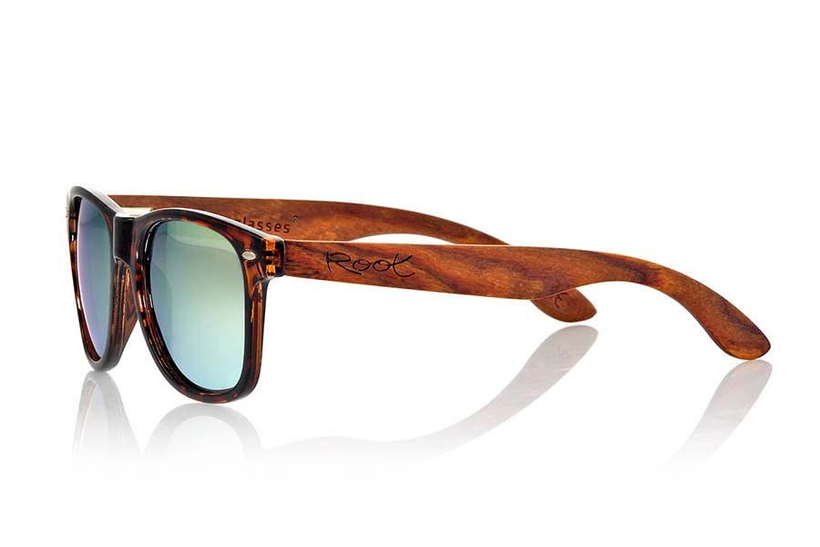 Root Wooden Sunglasses CANDY TIGER
