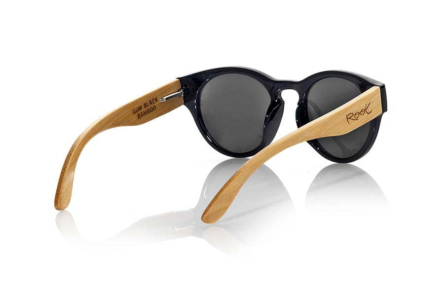 Root Sunglasses & Watches - GUM BLACK