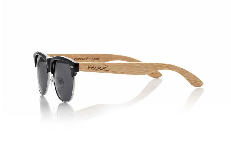 Wood eyewear of Bamboo PRAGUE | Root Sunglasses ®