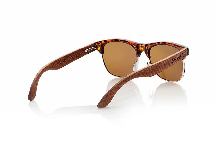 Root Wooden Sunglasses PARIS