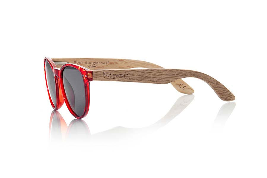 Wood eyewear of Duwood VIENNA | Root Sunglasses®