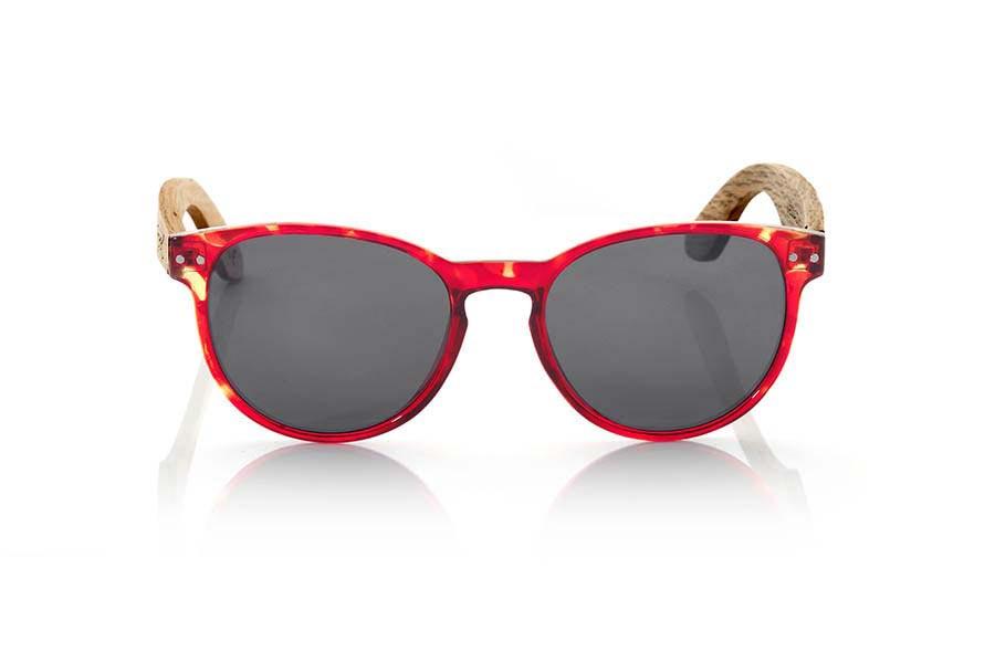 Gafas de Madera Natural de Dumu VIENNA | Root Sunglasses®