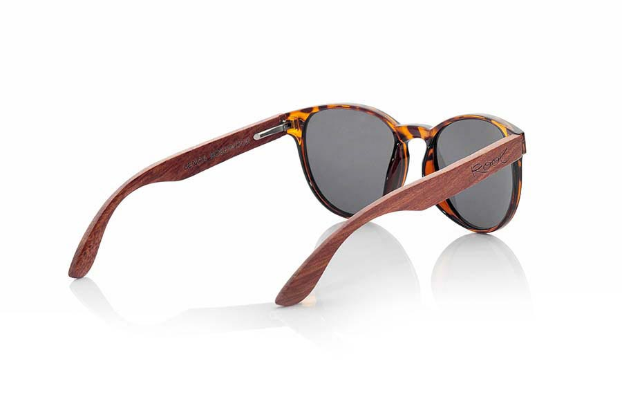 Wood eyewear of Rosewood GENOA | Root Sunglasses®