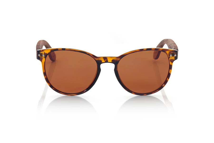 Wood eyewear of Rosewood GENOA | Root Sunglasses ®