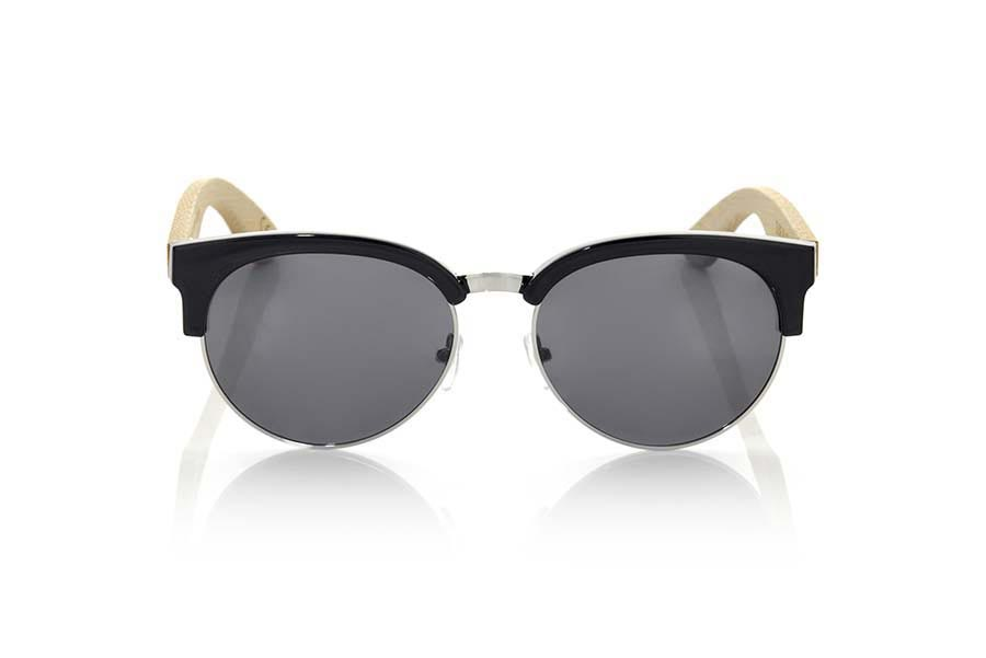 Root Wooden Sunglasses DUNE BLACK