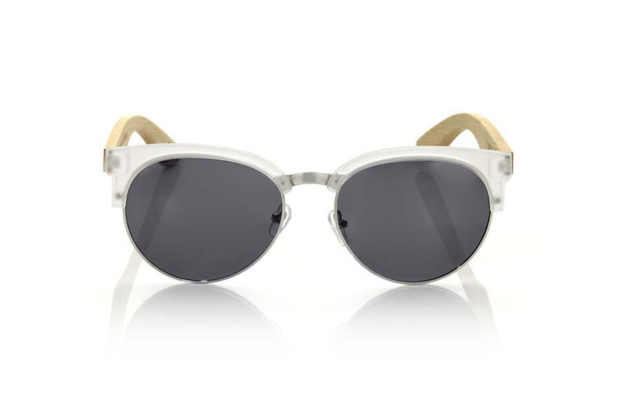 Wood eyewear of Bamboo DUNE TR | Root Sunglasses®