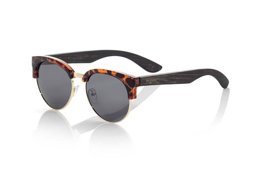 Wood eyewear of Bamboo DUNE CAREY | Root Sunglasses®