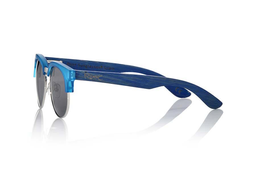 Gafas de Madera Natural de  DUNE BLUE | Root Sunglasses®
