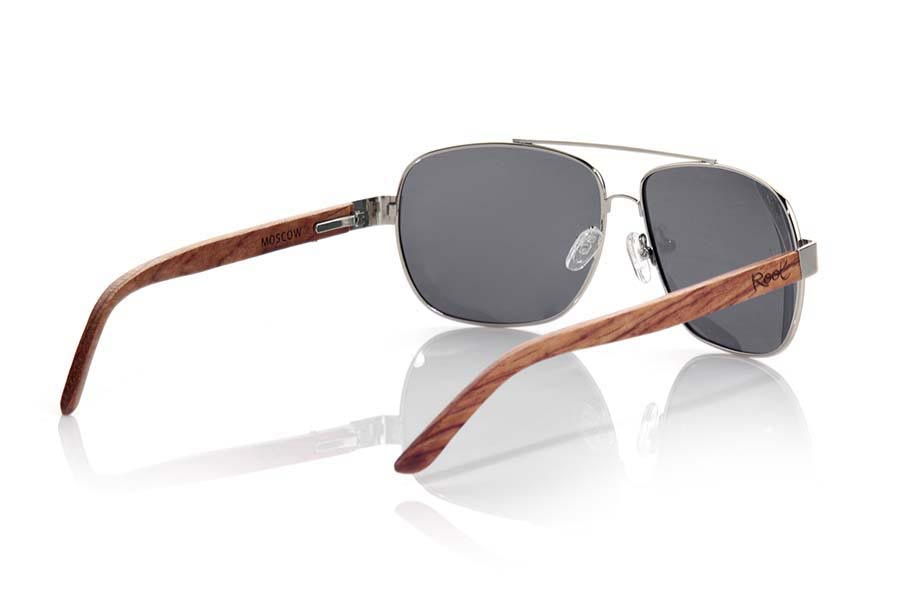 Root Wooden Sunglasses MOSCOW
