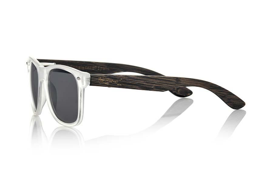 Wood eyewear of  SUN TR MX.   |  Root Sunglasses®