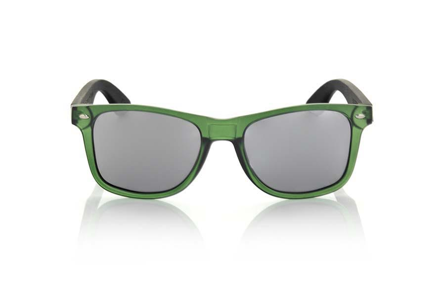 Wood eyewear of  SUN GREEN MX.   |  Root Sunglasses®