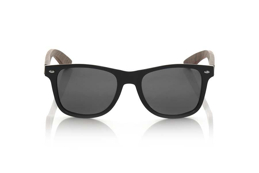 Wood eyewear of Rosewood SUN MATT MX | Root Sunglasses ®