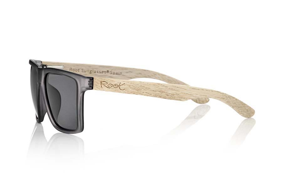 Wood eyewear of Duwood RUN GREY | Root Sunglasses®