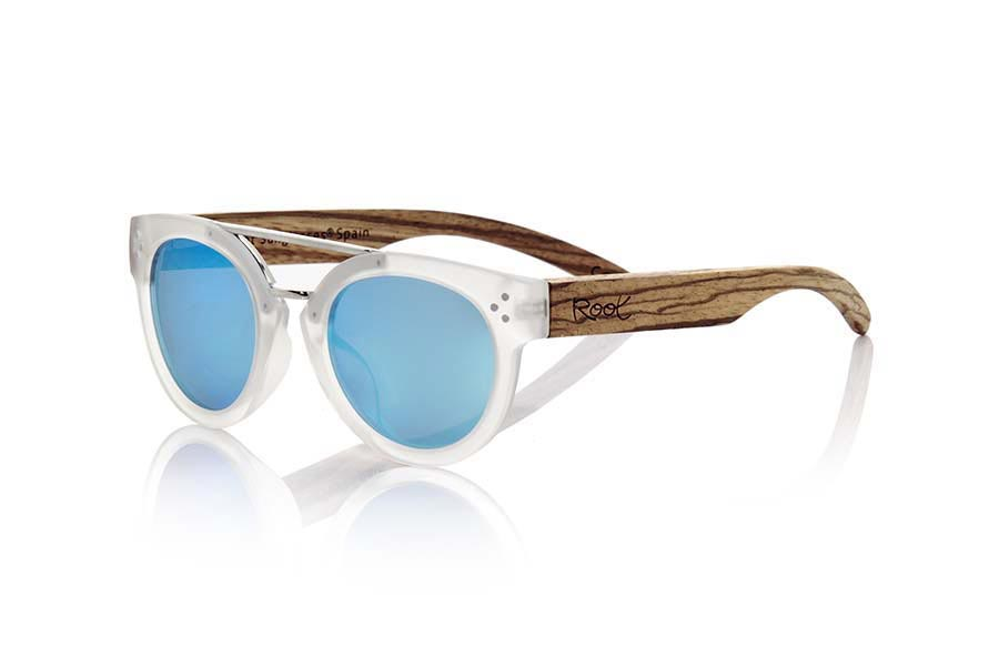 Root Wooden Sunglasses ISLAND TR