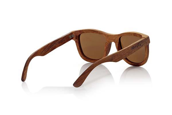 Gafas de Madera Natural de Palisandro CHERRY.   |  Root Sunglasses®