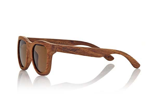 Gafas de Madera Natural de Palisandro CHERRY | Root Sunglasses®