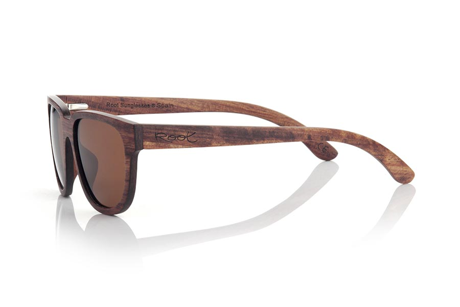 Wood eyewear of Rosewood modelo LURE | Root Sunglasses®