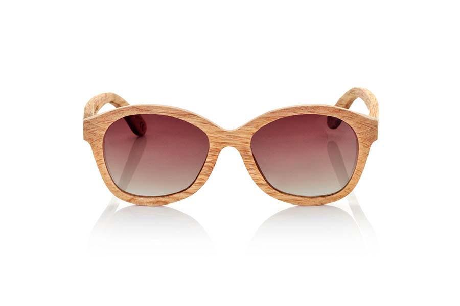 Gafas de Madera Natural de Dumu AOUA | Root Sunglasses®