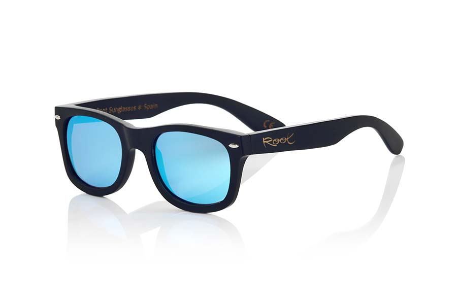 Root Wooden Sunglasses BLACKCAT II