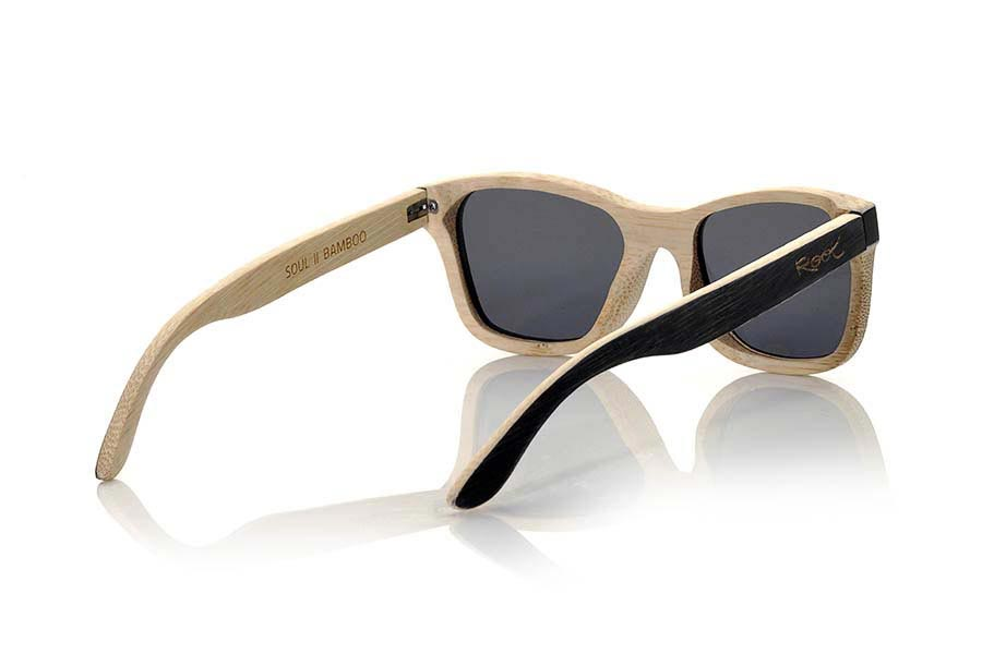 Wood eyewear of Bamboo modelo SOUL II | Root Sunglasses®
