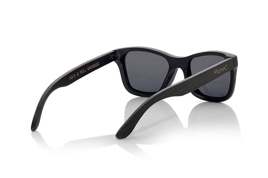 Gafas de Madera Natural de Bambú ROCKandROLL.   |  Root Sunglasses®
