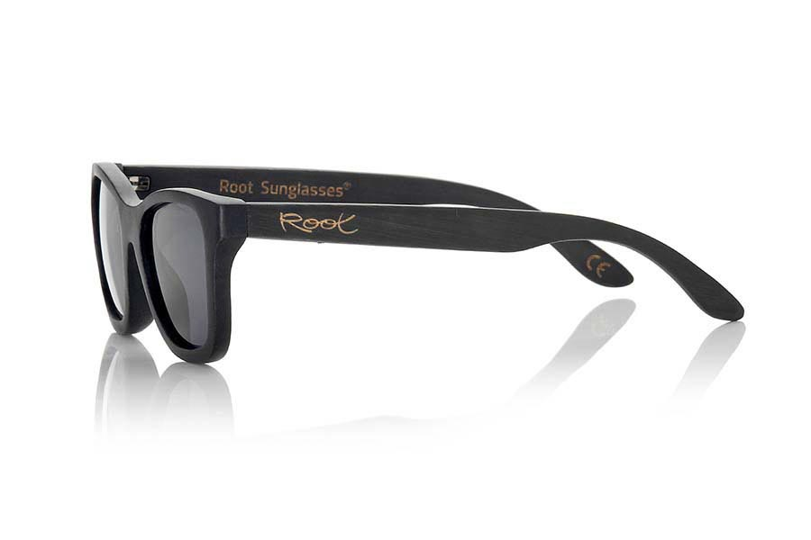 Wood eyewear of Bamboo ROCKandROLL | Root Sunglasses®