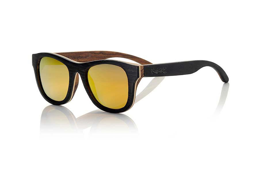 Wood eyewear of Wenge SECHURA | Root Sunglasses ®