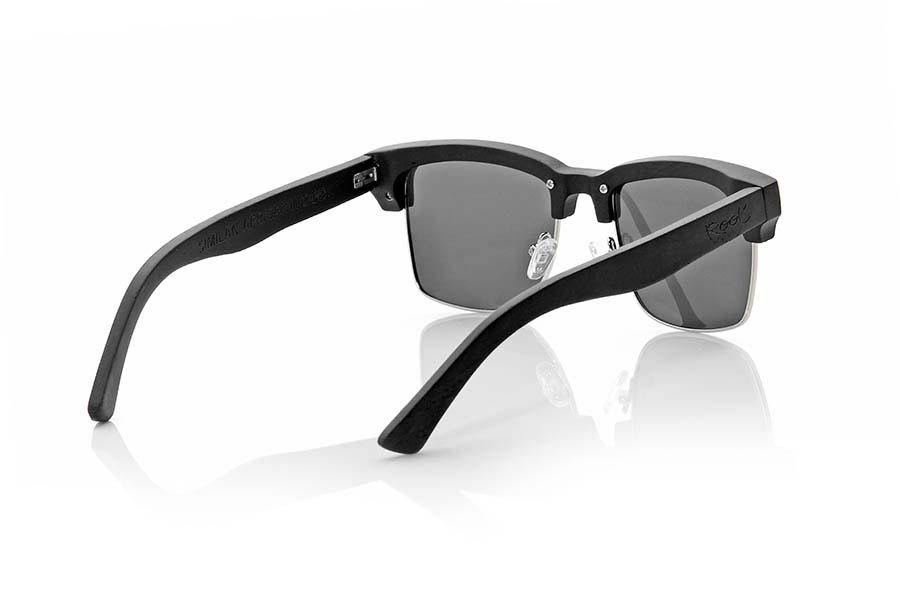 Gafas de Madera Natural de Mpingo SIMILAN | Root Sunglasses ®