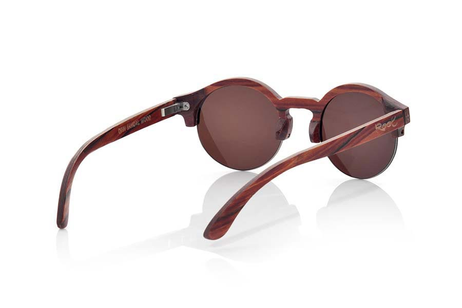 Root Wooden Sunglasses QINN