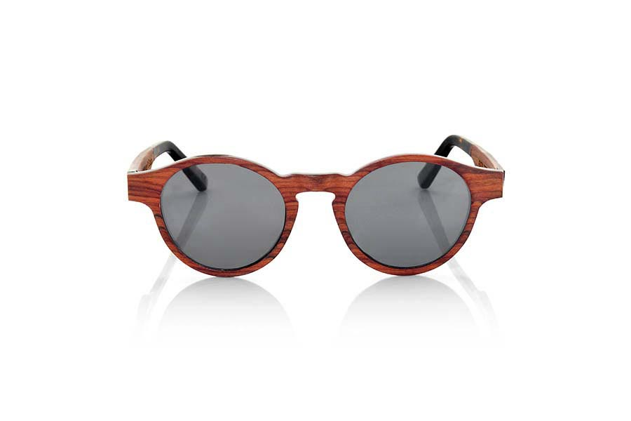 Gafas de Madera Natural de Palisandro BASIN.   |  Root Sunglasses®