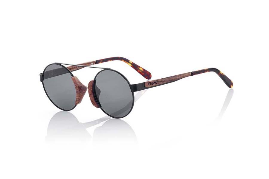 Gafas de Madera Natural de Palisandro ATACAMA | Root Sunglasses®