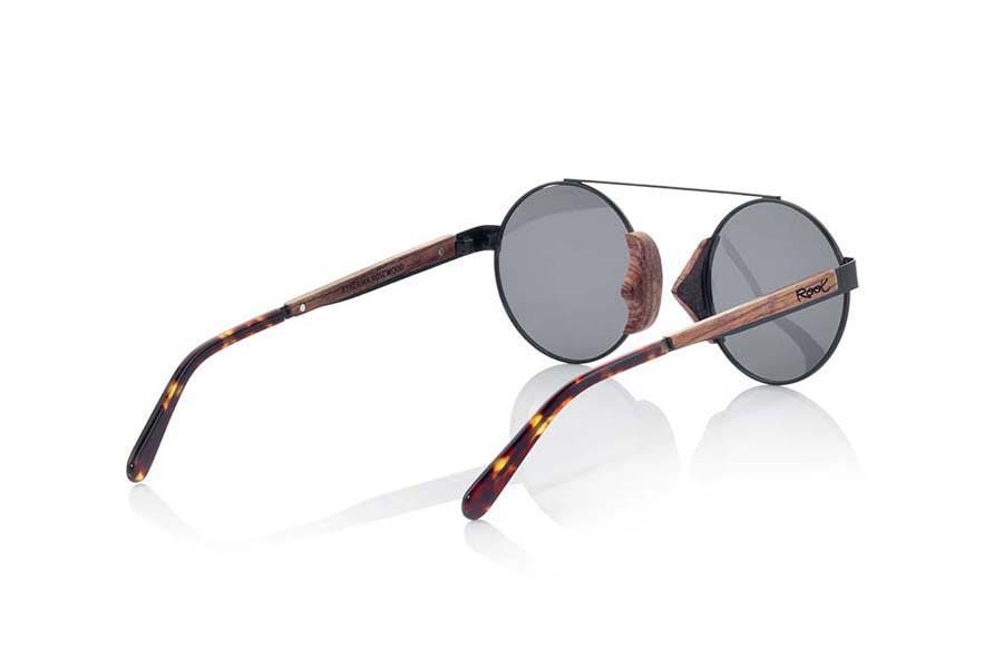 Wood eyewear of Rosewood ATACAMA | Root Sunglasses ®