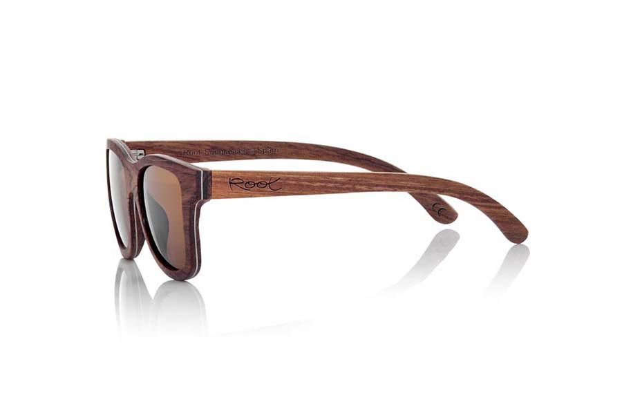 Gafas de Madera Natural de Palisandro CORO | Root Sunglasses®