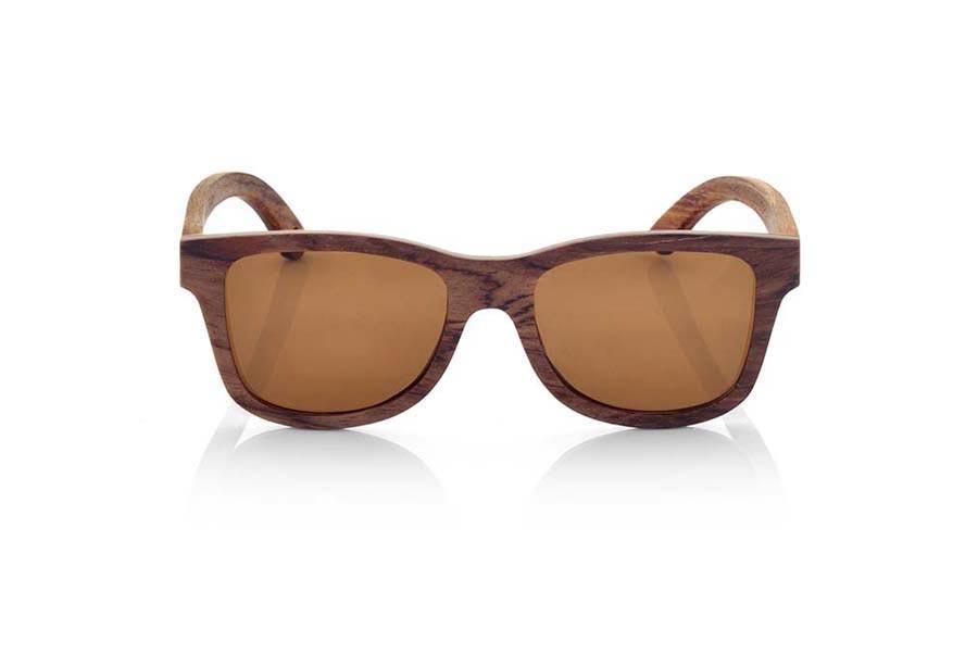 Wood eyewear of Rosewood CORO   Root Sunglasses ®