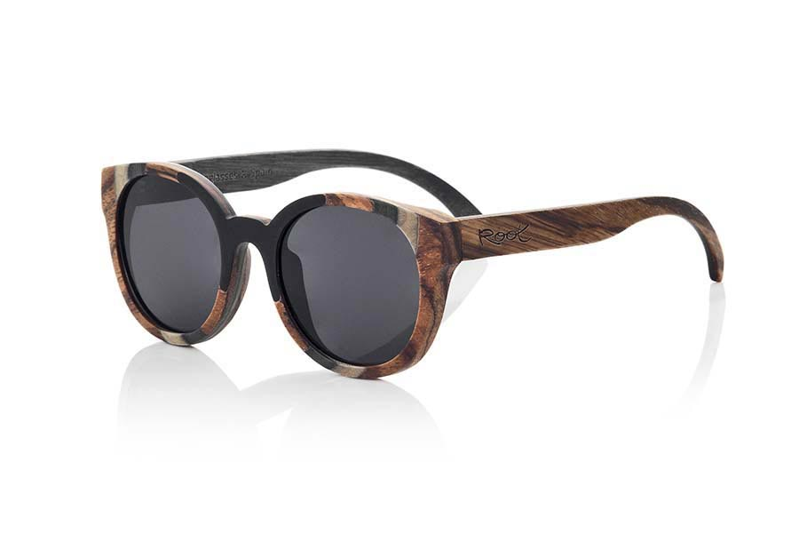 Wooden Sunglasses Root BORNEO