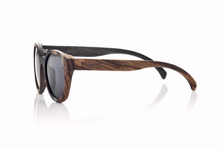 Gafas de Madera Natural de Mpingo BORNEO | Root Sunglasses ®