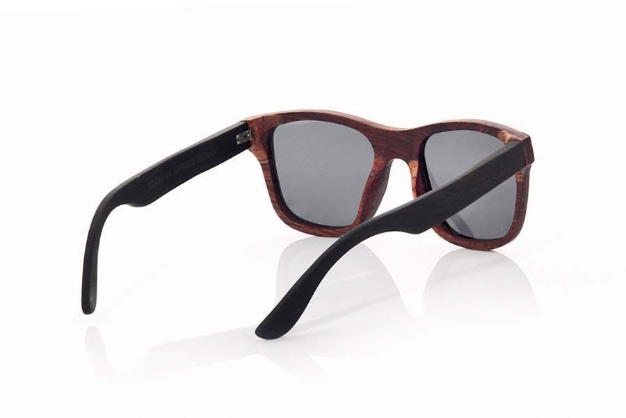 Gafas de Madera Natural de Mpingo BORACAI | Root Sunglasses®