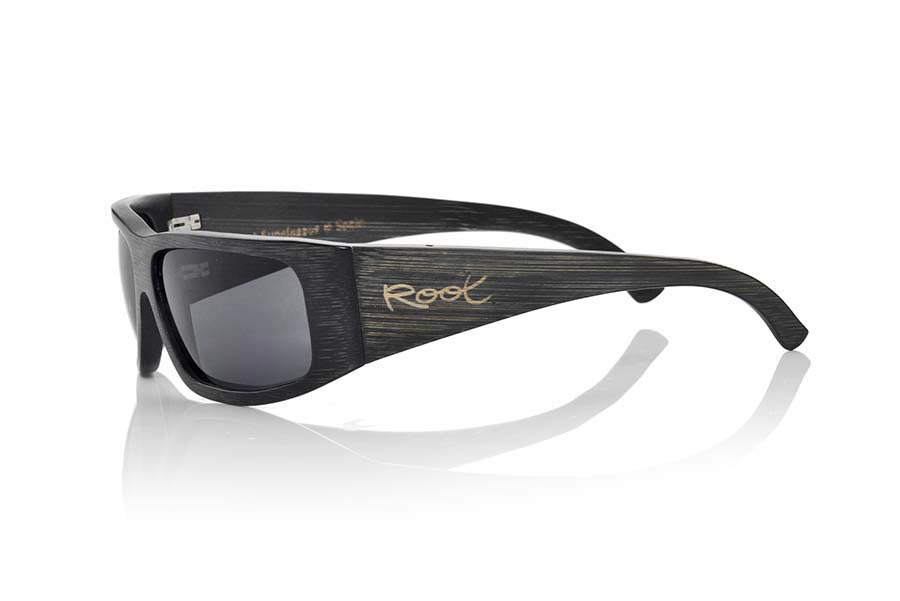 Wood eyewear of Bamboo modelo FUNK | Root Sunglasses®