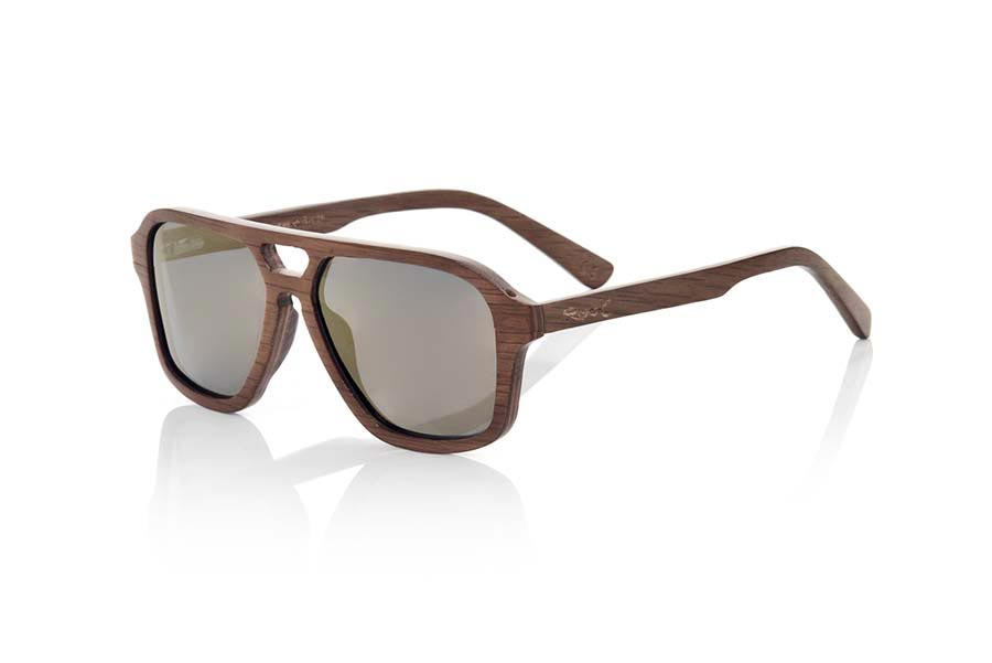 Wood eyewear of  MINDANAO | Root Sunglasses ®