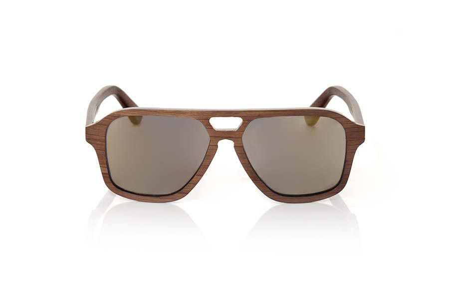 Root Wooden Sunglasses MINDANAO