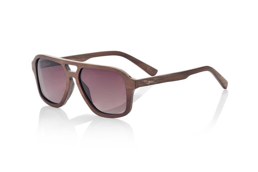Gafas de Madera Natural de  MINDANAO | Root Sunglasses®