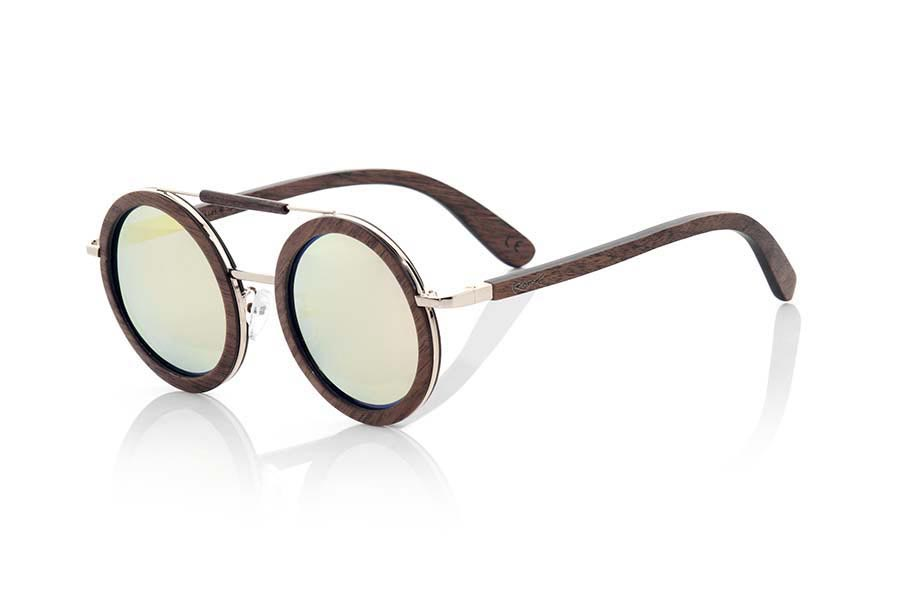 Wood eyewear of walnut JAVA | Root Sunglasses®