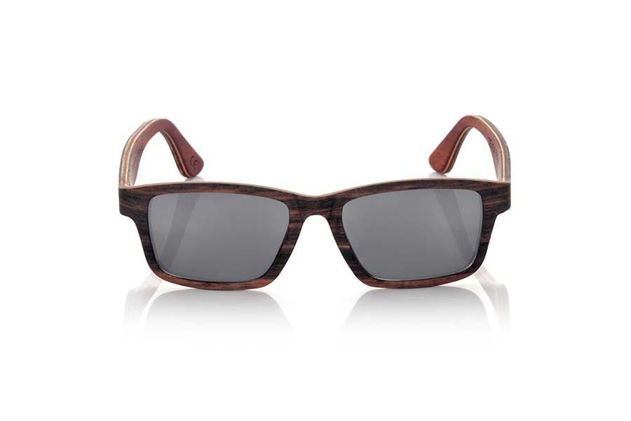 Gafas de Madera Natural de ebony DEVON | Root Sunglasses®