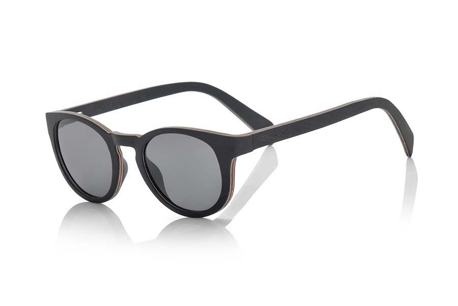 Gafas de Madera Natural de Mpingo PANAY | Root Sunglasses®