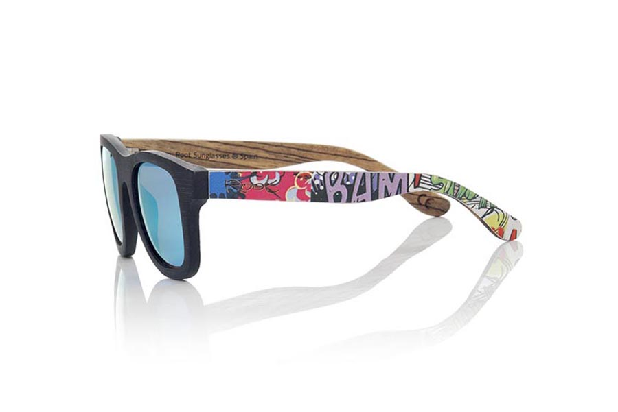 Root Wooden Sunglasses COMIC S