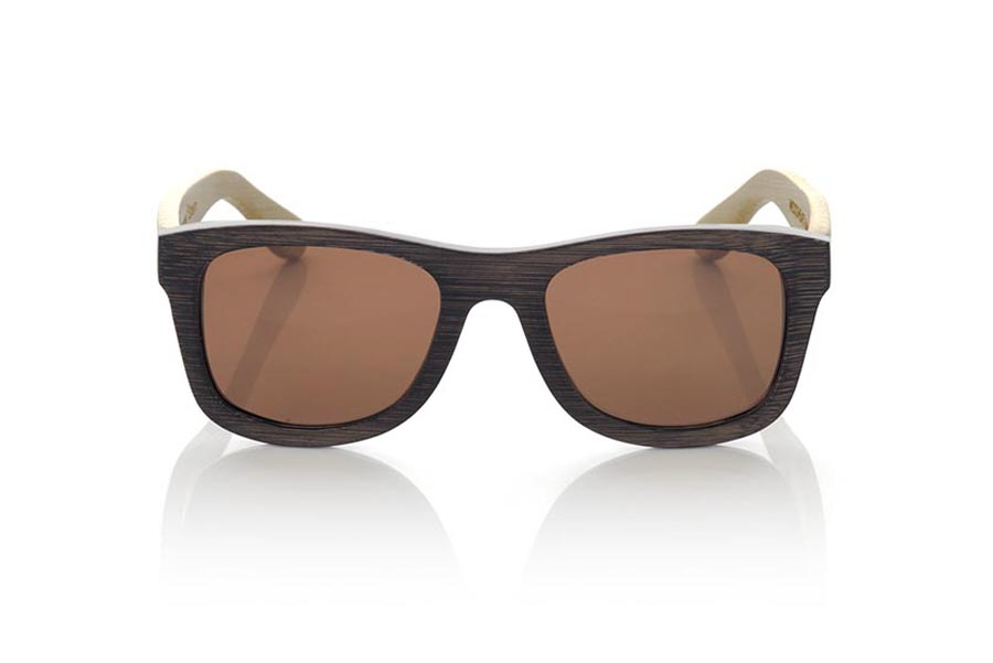 Wood eyewear of Bamboo WOODHEART | Root Sunglasses®