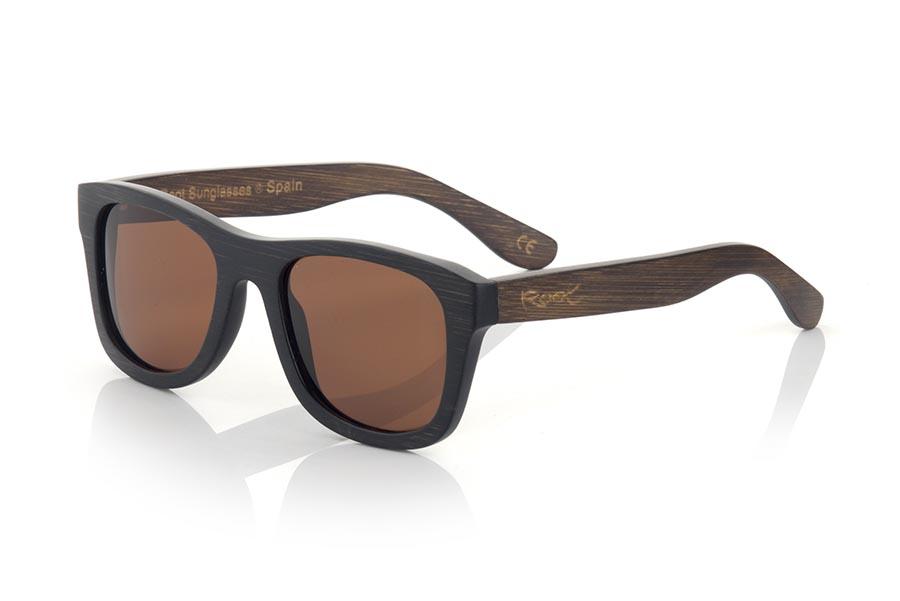 Gafas de Madera Natural de  GENESIS.   |  Root Sunglasses®