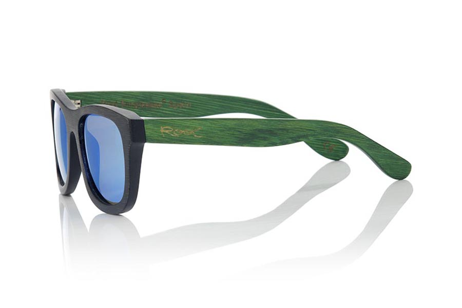 Wood eyewear of Bamboo modelo EYRE | Root Sunglasses®